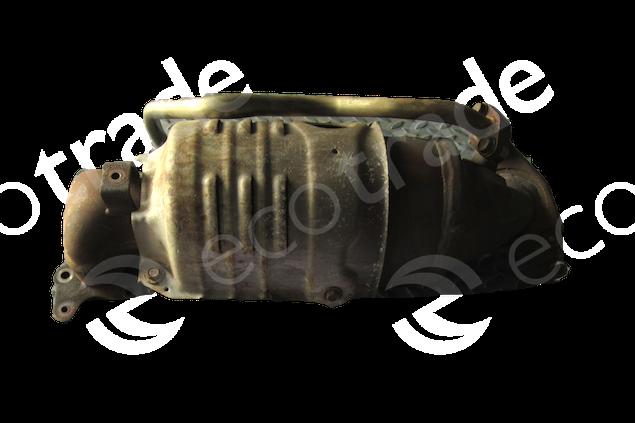 Honda-NEW CIVIC V1المحولات الحفازة