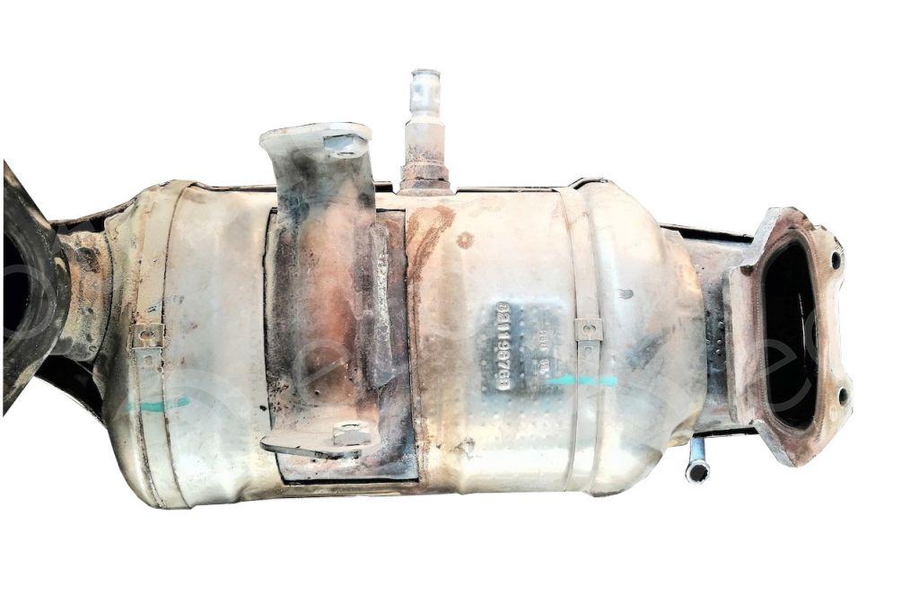 Chrysler-438ACatalytic Converters