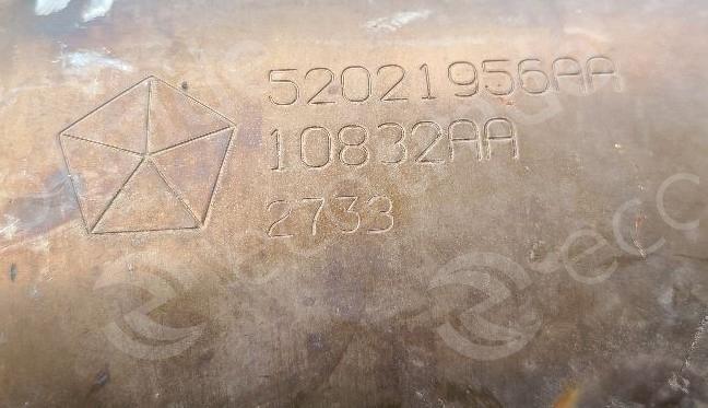 Chrysler-52021956AACatalytic Converters