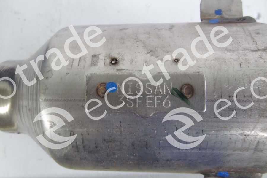 Nissan-3SFEF6Catalytic Converters