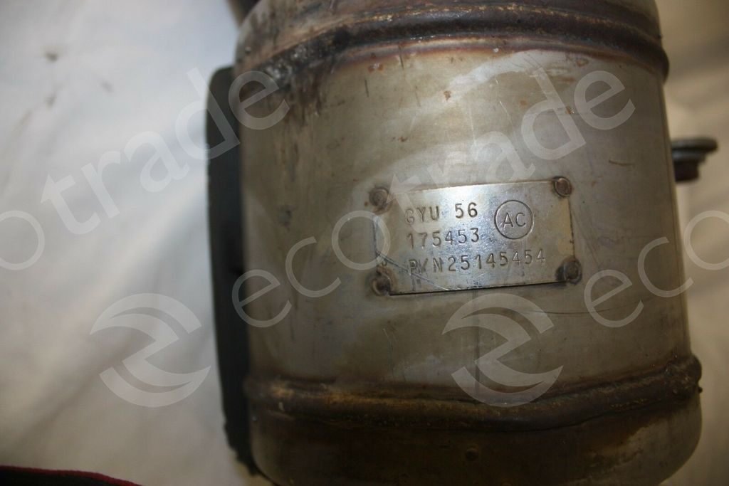 General MotorsAC25145454Catalytic Converters