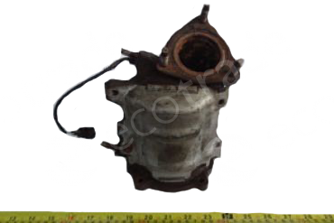 Toyota-11AT  (3S)Catalytic Converters
