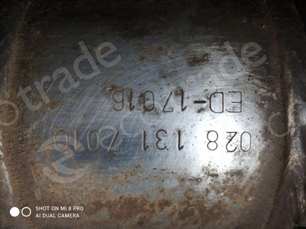 Volkswagen - Audi-028131701OCatalytic Converters