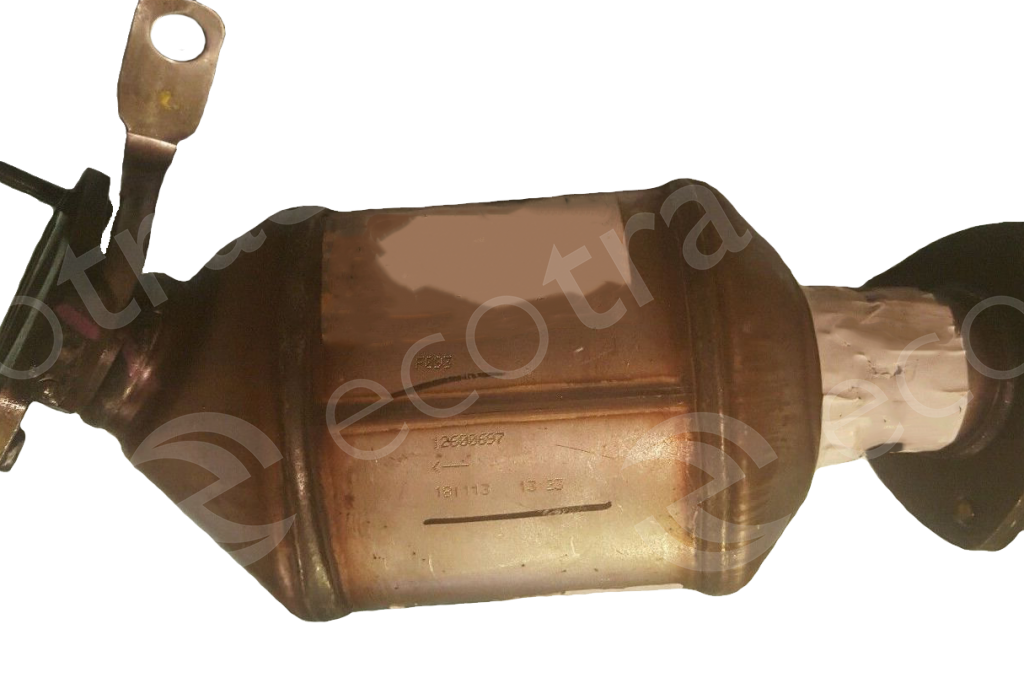 General MotorsAC12600697Catalytic Converters