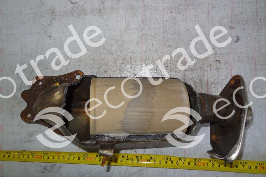 Daihatsu-12J12Catalytic Converters