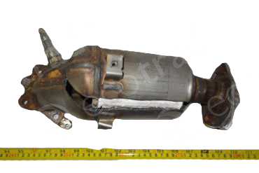Daihatsu-12J15Catalytic Converters