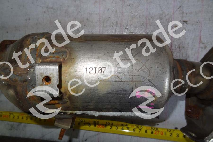 Daihatsu-12I07Catalytic Converters