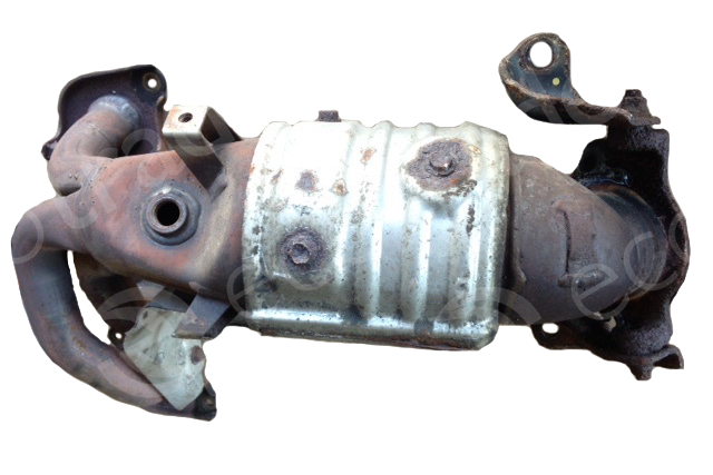 Toyota-28410Catalytic Converters