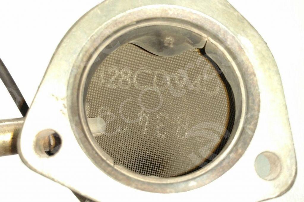FerrariZeuna Augsburg121385Catalytic Converters