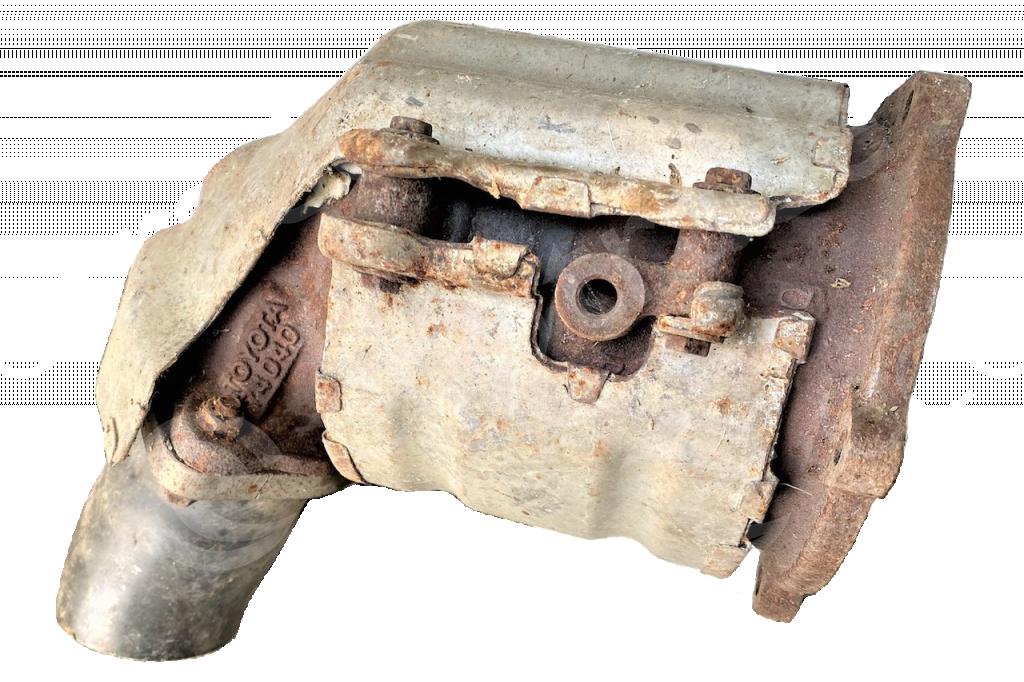 Toyota-74040Catalytic Converters