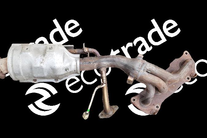 Toyota-36190Catalyseurs