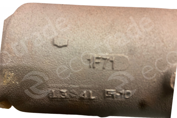 Nissan-1F71Catalytic Converters