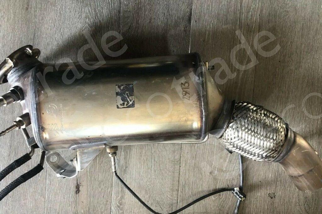 BMW-8518141 8579293 (DPF)Catalytic Converters