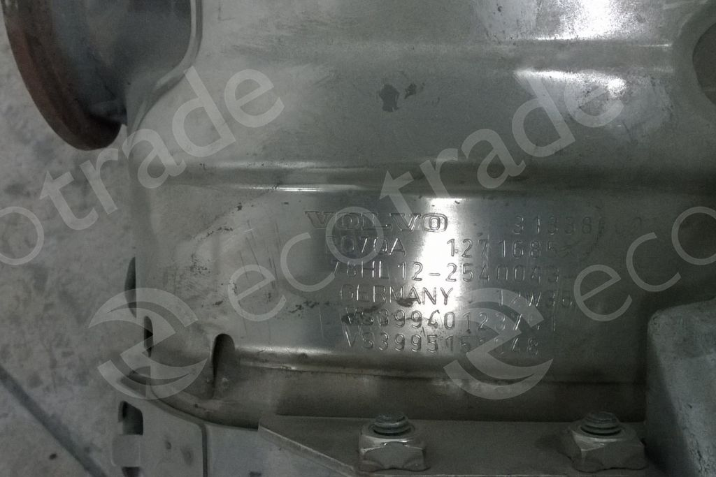Volvo-31338669Catalytic Converters