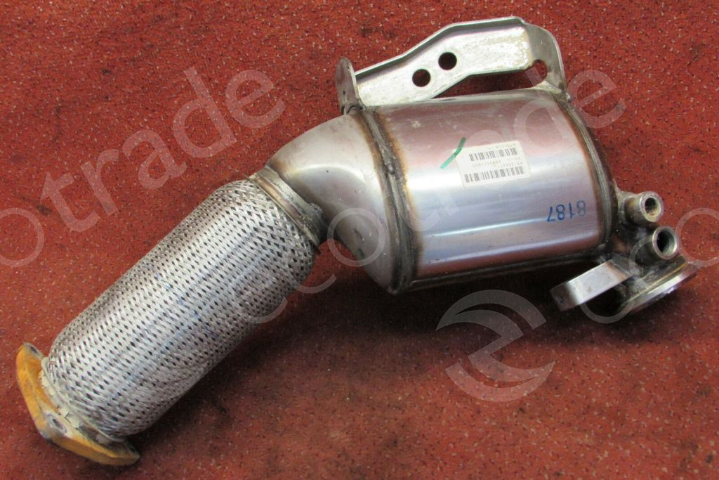 Volvo-31338671Catalytic Converters