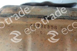 Fiat - Alfa Romeo - Lancia-46788806 46446463/1Catalytic Converters