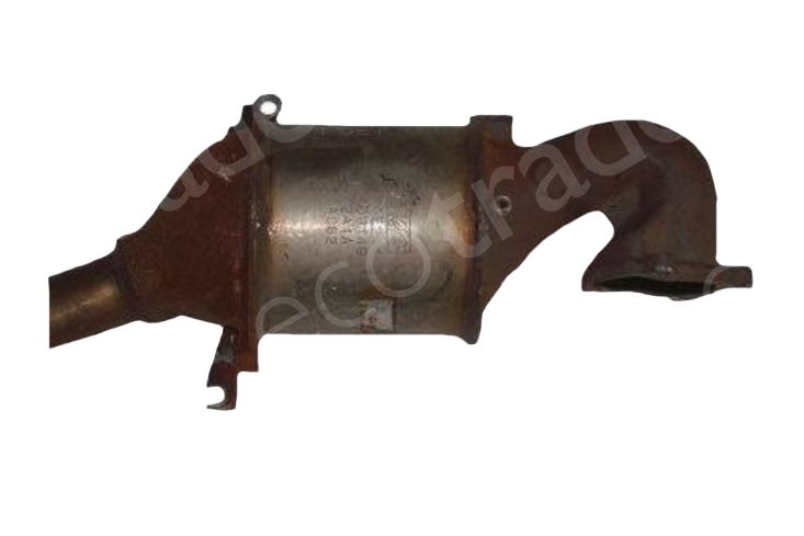 Ford-2S61-5E211-CBCatalytic Converters