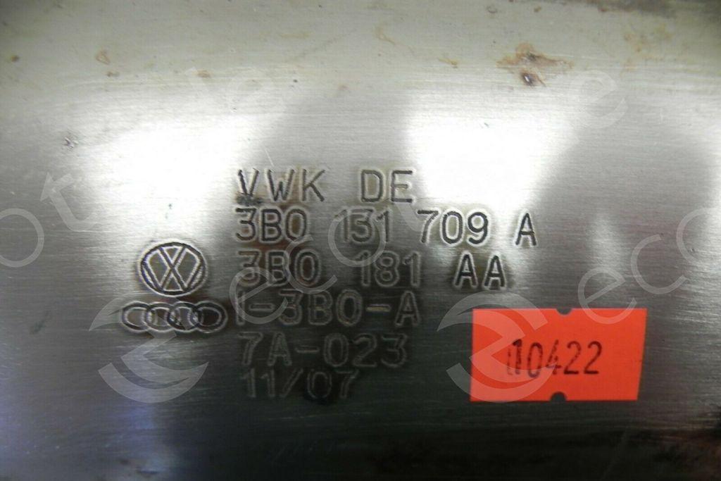 Volkswagen - Audi-3B0131709A 3B0181AACatalytic Converters