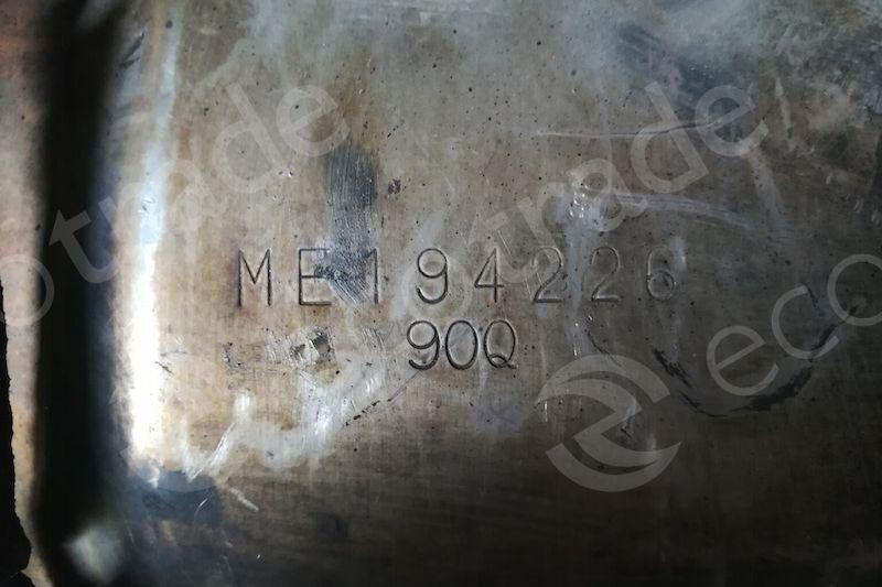 FUSO-ME194226Catalytic Converters
