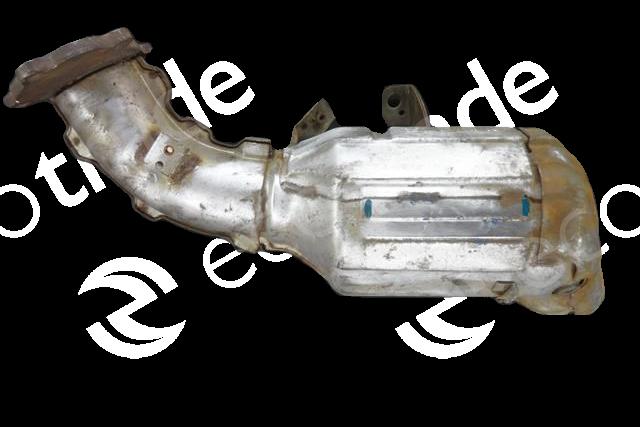 Subaru-5Z25Catalytic Converters