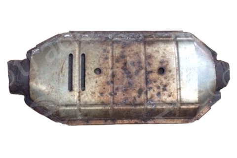 Ford2L24 5F250 EBCatalytic Converters