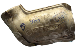 Subaru  2X23 L2 Catalytic Converters