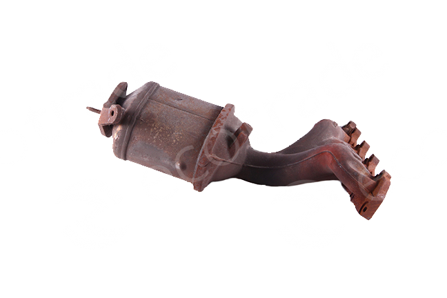General Motors12627937Catalytic Converters