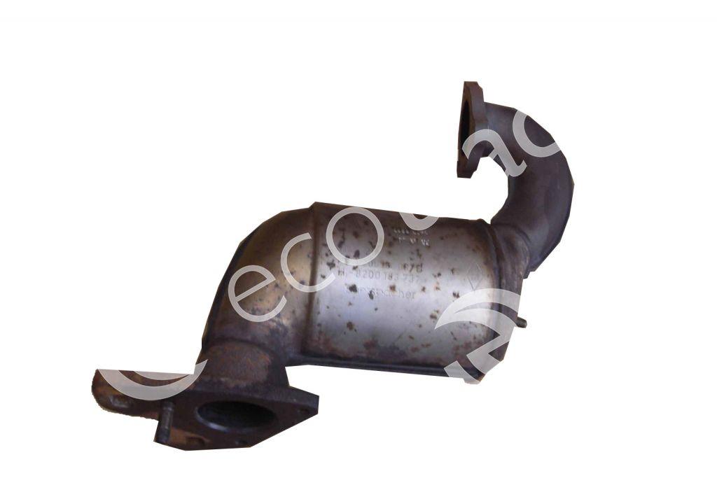 RenaultEberspächer8200186087B H8200183737Catalytic Converters