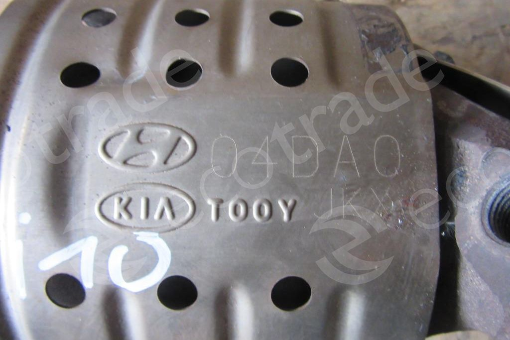 Hyundai  -  Kia-04DA0Catalytic Converters