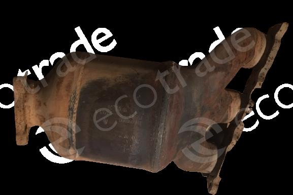 Ford-669N-5G236-JACatalytic Converters