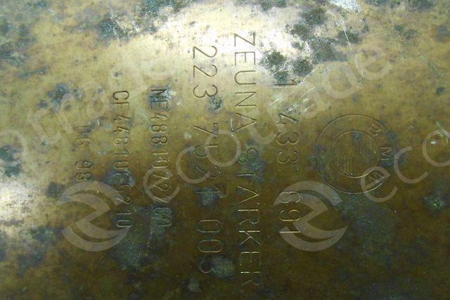 BMWZeuna Starker1433691Catalytic Converters