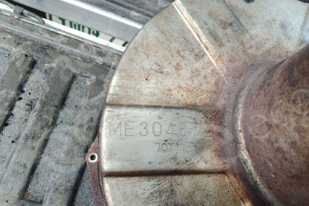 FUSO-ME304872 SeriesCatalytic Converters