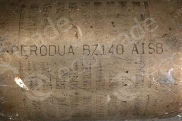 Perodua-AXIA BZ 140催化转化器