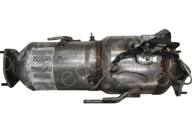 Chrysler-023AACatalyseurs