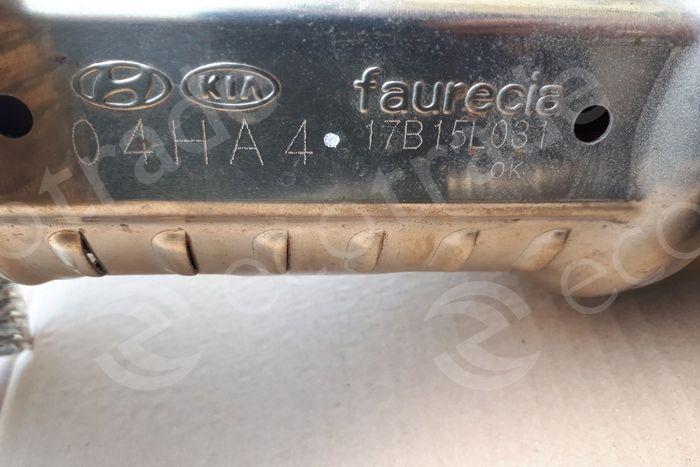 Hyundai  -  KiaFaurecia04HA4Catalytic Converters