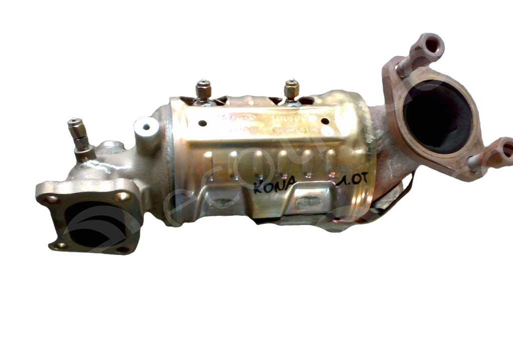 Hyundai  -  KiaFaurecia04HA2Catalytic Converters