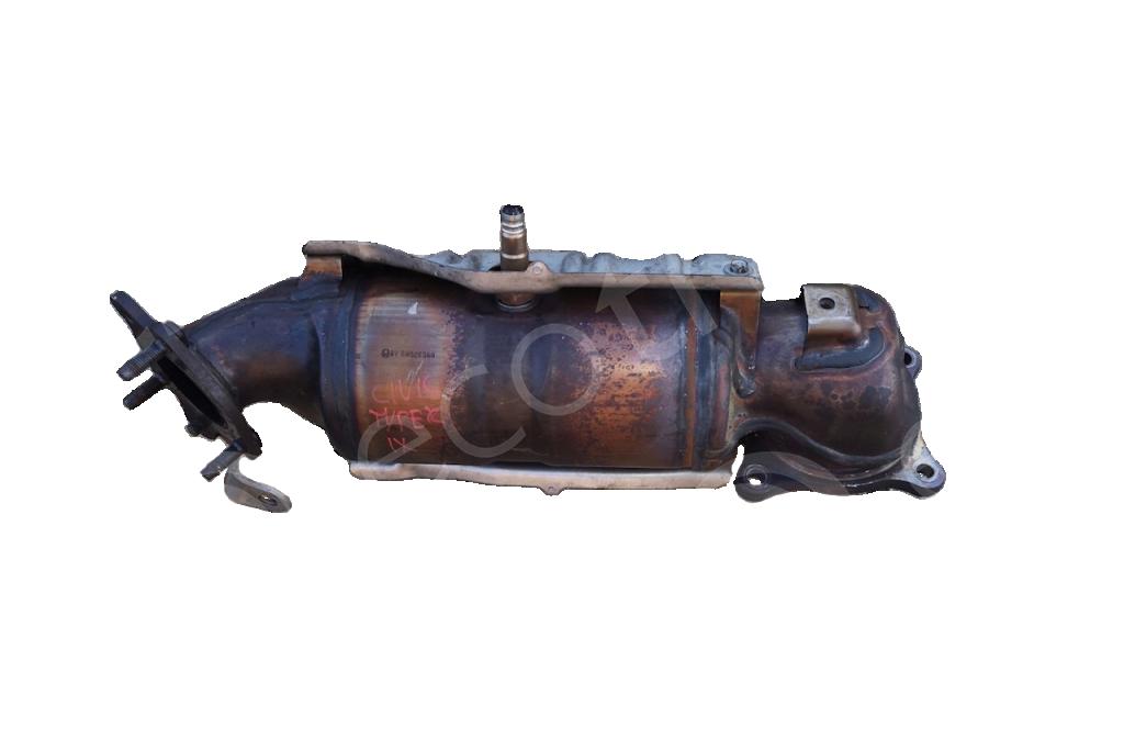 Honda-NEW CIVIC 8Vท่อแคท