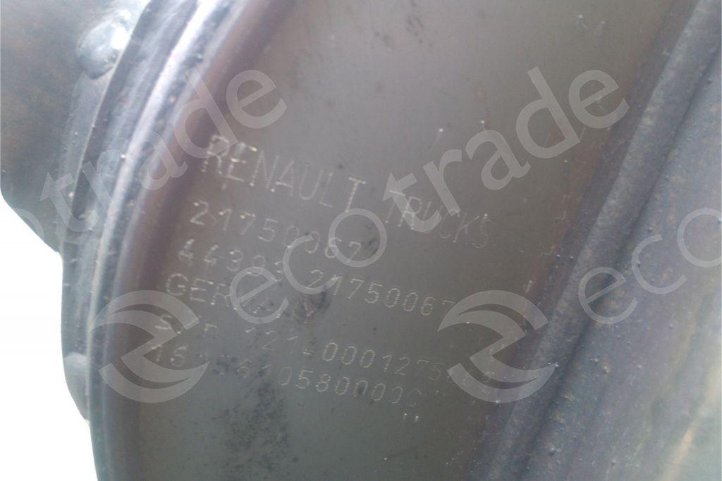 Renault-21750067Catalytic Converters