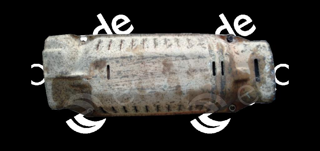 Honda-10 Holes + 10 Holes (No Sensor) SIZE 6المحولات الحفازة