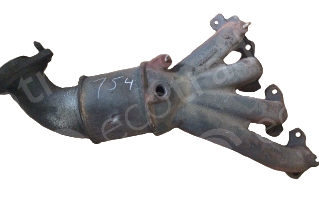 General Motors-12595160Catalytic Converters