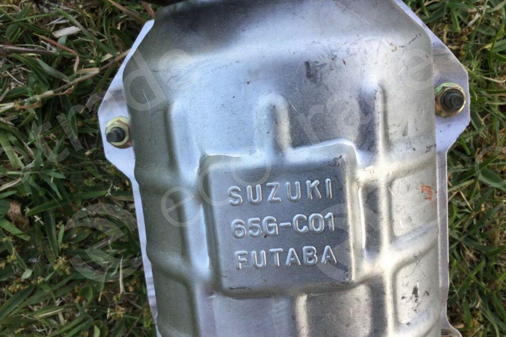 SuzukiFutaba65G-C01 (PRE)Catalytic Converters