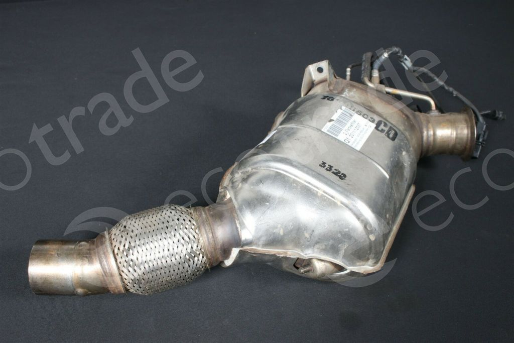 BMWEberspächer7811413 7811419Catalyseurs