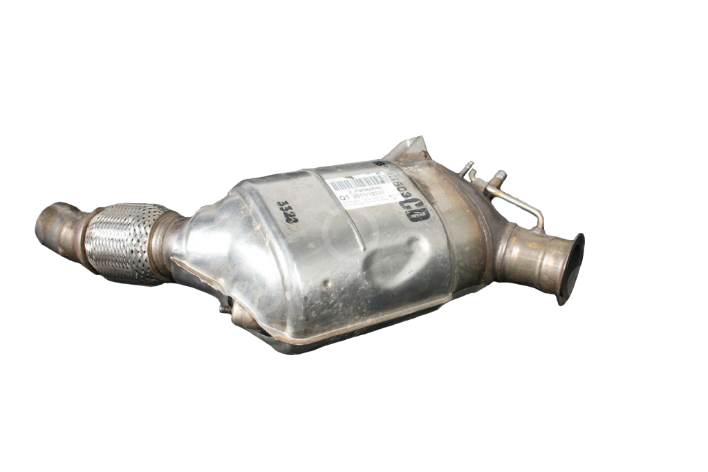BMWEberspächer7811413 7811419Catalytic Converters