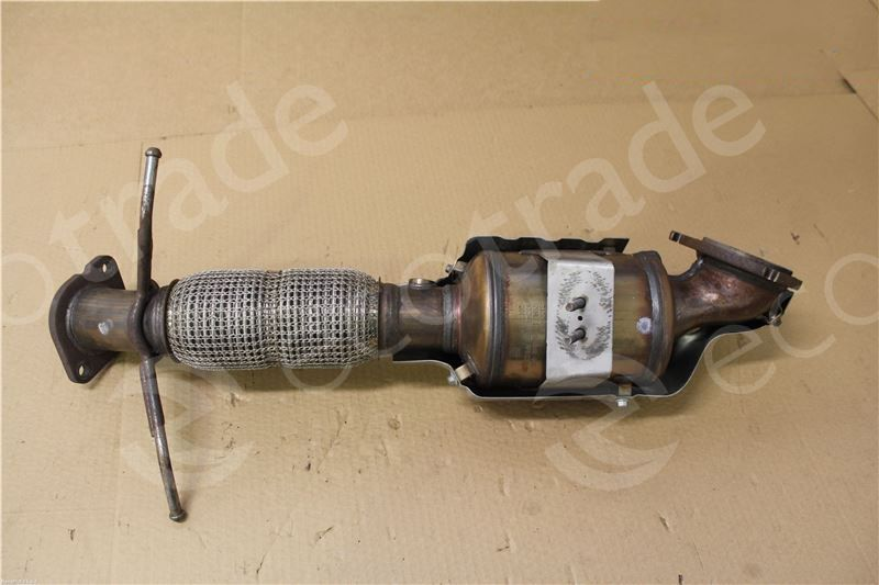 Volvo-31370065Catalytic Converters