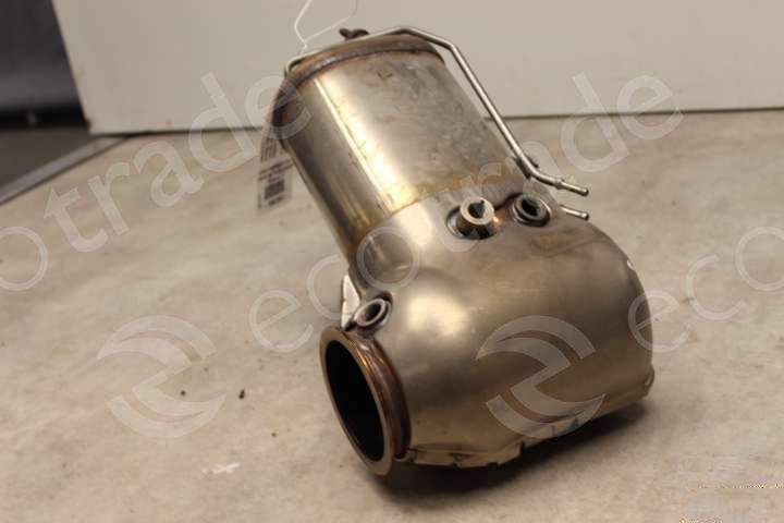 VolvoFaurecia31422369Catalytic Converters