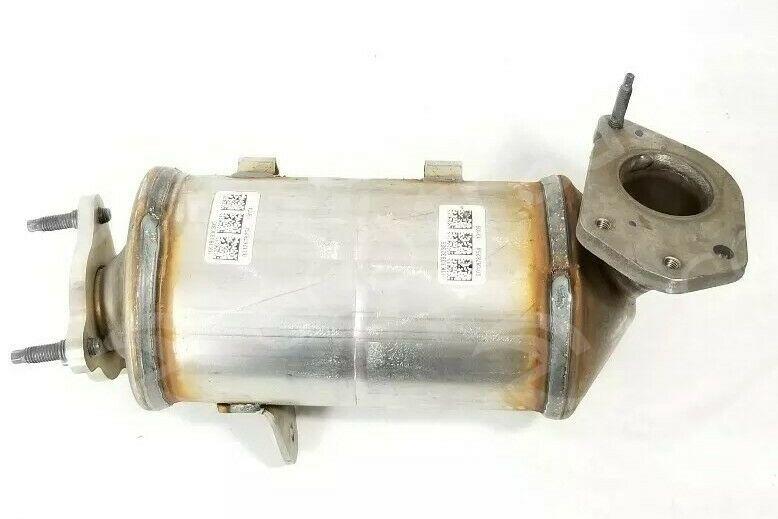 General Motors-12678254Catalytic Converters