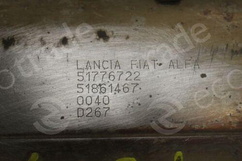 Fiat - Alfa Romeo - Lancia-51776722 51861467Catalytic Converters