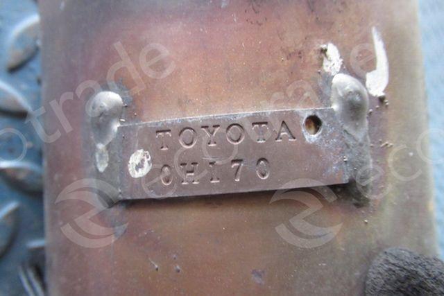 Toyota-0H170Catalytic Converters