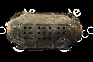 Suzuki-21 HOLE SMALLCatalytic Converters