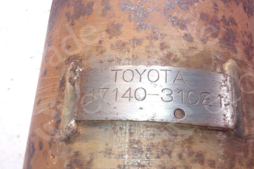 Toyota-17140-31021Catalytic Converters